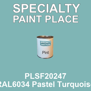 PLSF20247 RAL6034 Pastel Turquoise - IFS pint