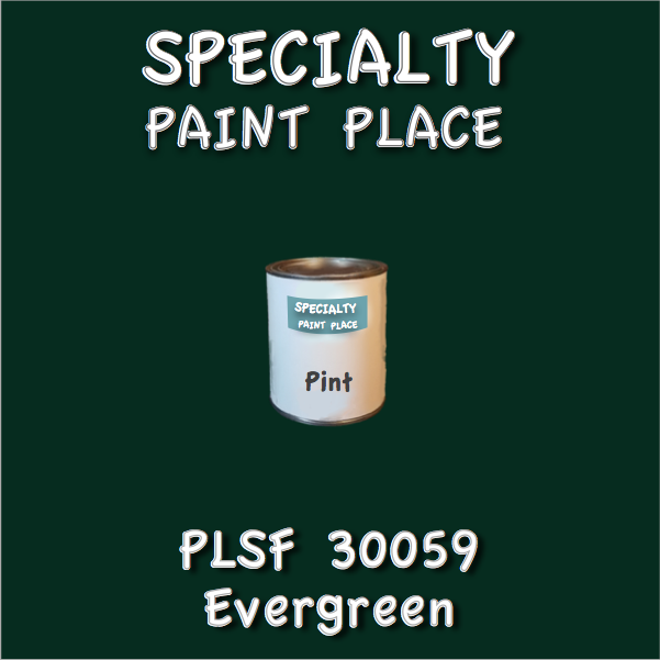 PLSF30059 Evergreen - IFS - Pint Can