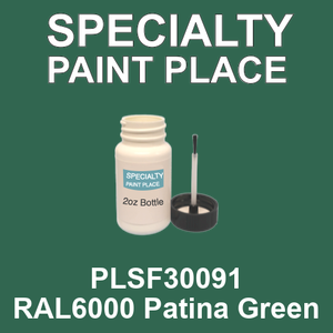 PLSF30091 RAL6000 Patina Green - IFS 2oz bottle