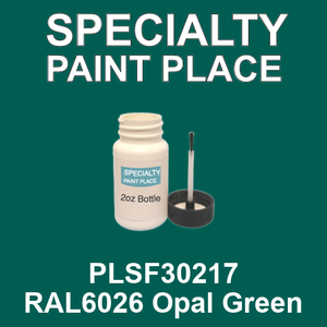 PLSF30217 RAL6026 Opal Green - IFS 2oz bottle