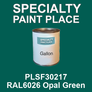 PLSF30217 RAL6026 Opal Green - IFS gallon