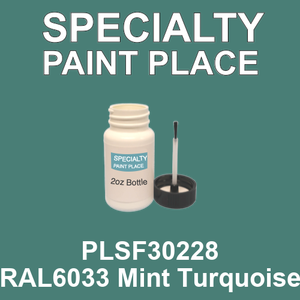PLSF30228 RAL6033 Mint Turquoise - IFS 2oz bottle