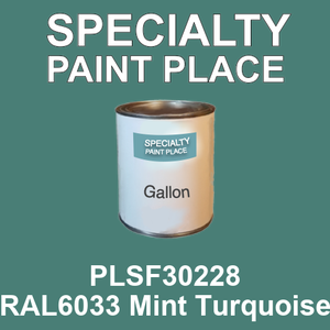 PLSF30228 RAL6033 Mint Turquoise - IFS gallon