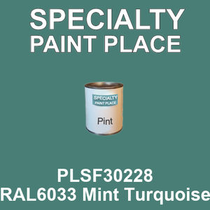 PLSF30228 RAL6033 Mint Turquoise - IFS pint