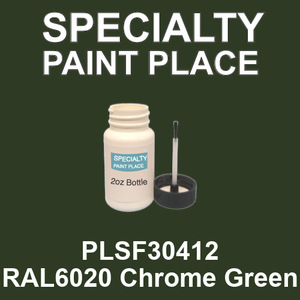 PLSF30412 RAL6020 Chrome Green - IFS 2oz bottle