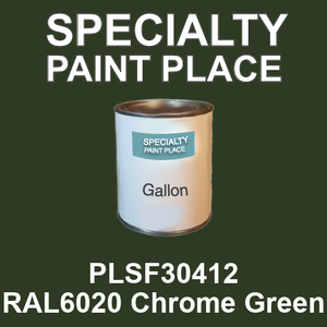 PLSF30412 RAL6020 Chrome Green - IFS gallon