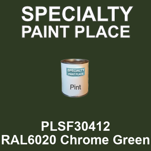 PLSF30412 RAL6020 Chrome Green - IFS pint
