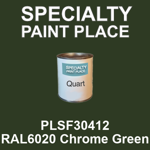 PLSF30412 RAL6020 Chrome Green - IFS quart