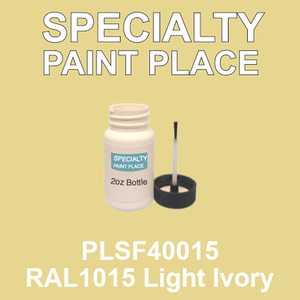 PLSF40015 RAL1015 Light Ivory - IFS 2oz bottle