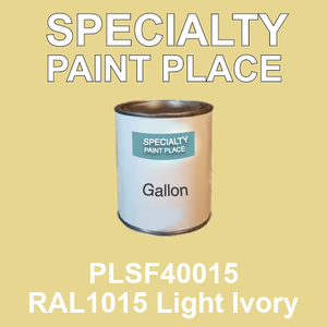 PLSF40015 RAL1015 Light Ivory - IFS gallon