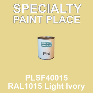 PLSF40015 RAL1015 Light Ivory - IFS pint