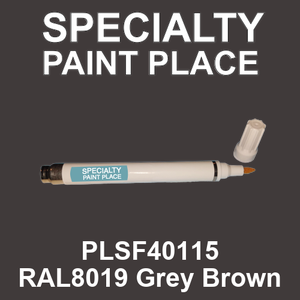 PLSF40115 RAL8019 Grey Brown - IFS pen