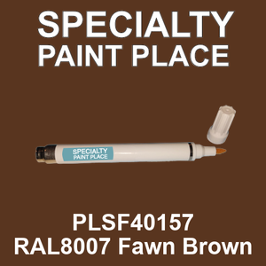 PLSF40157 RAL8007 Fawn Brown - IFS pen