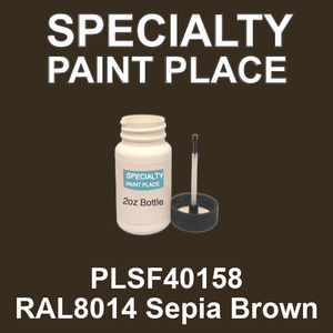 PLSF40158 RAL8014 Sepia Brown - IFS 2oz bottle