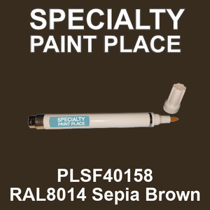 PLSF40158 RAL8014 Sepia Brown - IFS pen