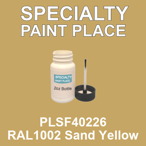 PLSF40226 RAL1002 Sand Yellow - IFS 2oz bottle