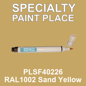 PLSF40226 RAL1002 Sand Yellow - IFS pen