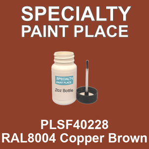 PLSF40228 RAL8004 Copper Brown - IFS 2oz bottle