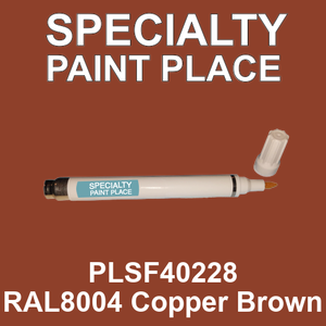 PLSF40228 RAL8004 Copper Brown - IFS pen