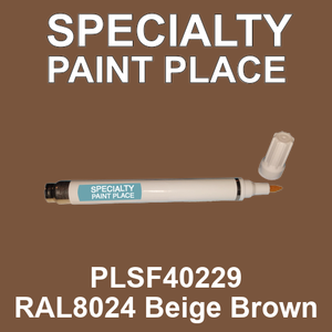 PLSF40229 RAL8024 Beige Brown - IFS pen
