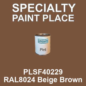 PLSF40229 RAL8024 Beige Brown - IFS pint