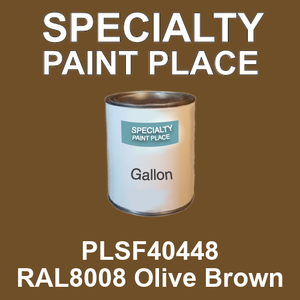 PLSF40448 RAL8008 Olive Brown - IFS gallon