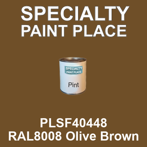 PLSF40448 RAL8008 Olive Brown - IFS pint