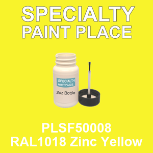PLSF50008 RAL1018 Zinc Yellow - IFS 2oz bottle