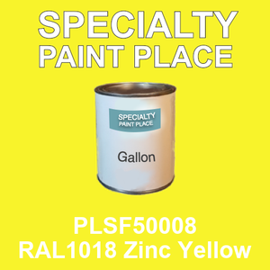 PLSF50008 RAL1018 Zinc Yellow - IFS gallon