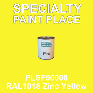 PLSF50008 RAL1018 Zinc Yellow - IFS pint