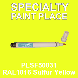 PLSF50031 RAL1016 Sulfur Yellow - IFS pen