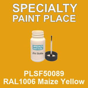 PLSF50089 RAL1006 Maize Yellow - IFS 2oz bottle
