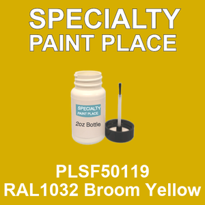 PLSF50119 RAL1032 Broom Yellow - IFS 2oz bottle