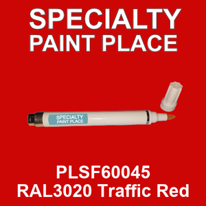 PLSF60045 RAL3020 Traffic Red - IFS pen