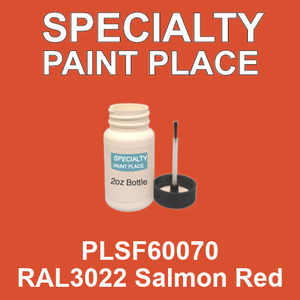 PLSF60070 RAL3022 Salmon Red - IFS 2oz bottle