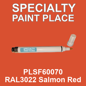 PLSF60070 RAL3022 Salmon Red - IFS pen