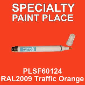 PLSF60124 RAL2009 Traffic Orange - IFS pen