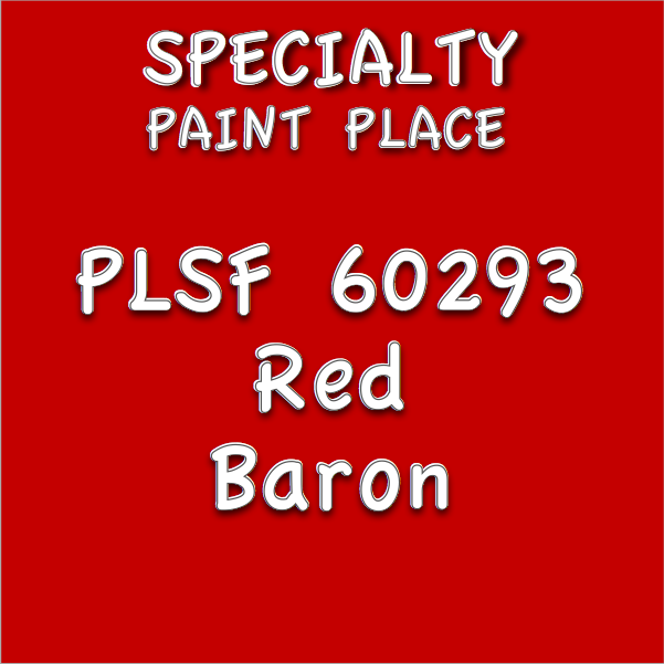 PLSF60293 Red Baron - IFS - Pint Can
