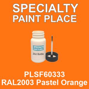 PLSF60333 RAL2003 Pastel Orange - IFS 2oz bottle