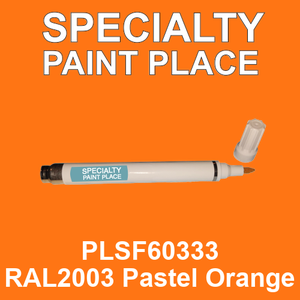 PLSF60333 RAL2003 Pastel Orange - IFS pen