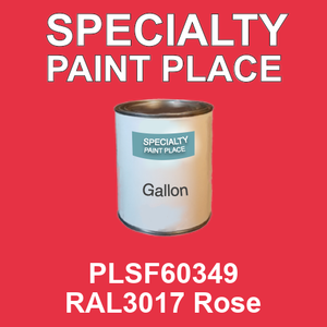 PLSF60349 RAL3017 Rose - IFS gallon