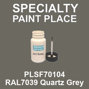 PLSF70104 RAL7039 Quartz Grey - IFS 2oz bottle