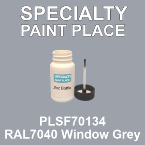 PLSF70134 RAL7040 Window Grey - IFS 2oz bottle