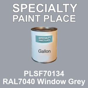 PLSF70134 RAL7040 Window Grey - IFS gallon