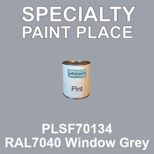 PLSF70134 RAL7040 Window Grey - IFS pint
