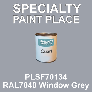 PLSF70134 RAL7040 Window Grey - IFS quart