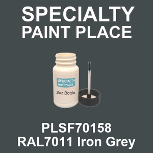 PLSF70158 RAL7011 Iron Grey - IFS 2oz bottle
