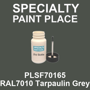 PLSF70165 RAL7010 Tarpaulin Grey - IFS 2oz bottle