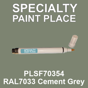 PLSF70354 RAL7033 Cement Grey - IFS pen