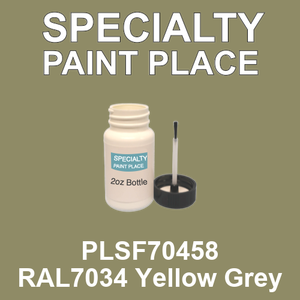 PLSF70458 RAL7034 Yellow Grey - IFS 2oz bottle